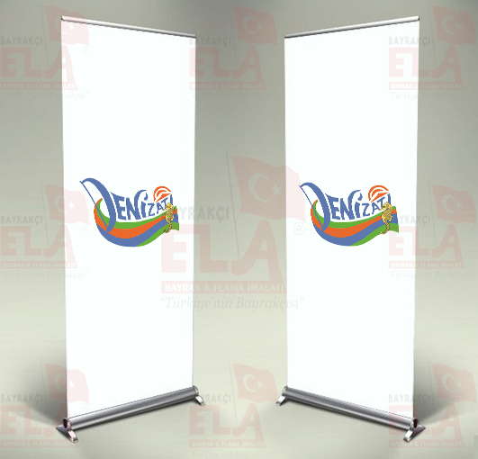 Denizatı Banner Roll Up