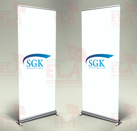 sgk Banner Roll Up