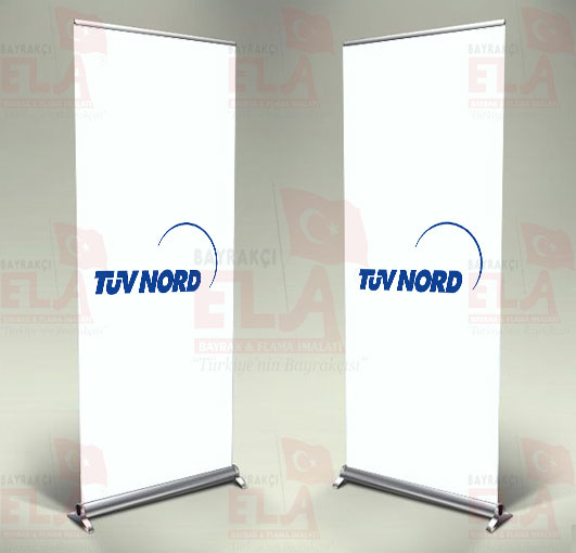 tüv nord Banner Roll Up